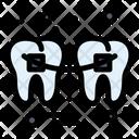 Dental Filling Health Icon