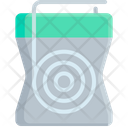 Dental Floss Tooth Icon