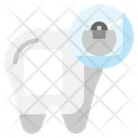 Dental Floss Tooth Hygiene Health Care Icon