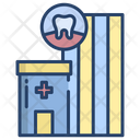 Dental Hospital Icon