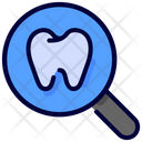 Dental inspection Icon