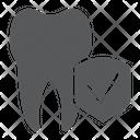 Dental Insurance Medical Icon