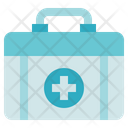 Dentist Dental Kit Aid Icon