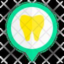 Dental Location Dentist Location Dentist Icon