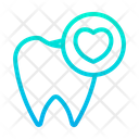 Dental Love Icon