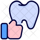 Dental positive feedback Icon