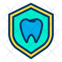 Dental Healthcare Protection Icon