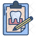Dental Record Icon