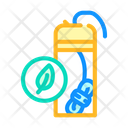 Dental Recyle Dental Floss Icon