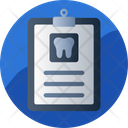 Dental Inspection Report Icon