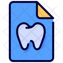 Dental report Icon
