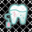 Dental Scaling Icon