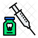Dental Serum Dental Dentist Icon