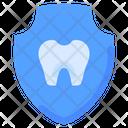 Dental Shield Icon