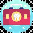 Bag Briefcase Dental Icon