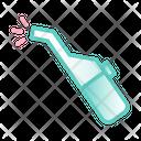 Dental Water Jet Icon