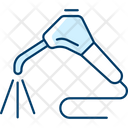 Dental Water Sprayer Icon