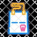 Dental Wipe Dental Wipe Icon