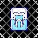 Dental X Ray Icon