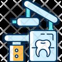 Dental X Ray Equipment Icon