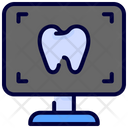 Dental xray Icon