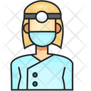 Avatar Dentist Female Icon