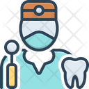 Dentist Tooth Dental Icon