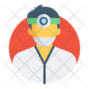 Dentist Doctor Physician Icon