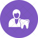 Dentist Dental Treatment Icon