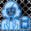 Dentist Avatar Occupation Icon