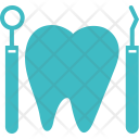 Dentist Dental Tool Icon