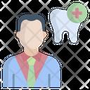 Dentist Male Dentist Dental Doctor Icon