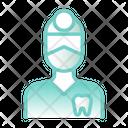 Dentist Doctor Dental Icon
