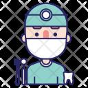 Dentist Skill Profession Icon