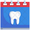 Dentist Appointment Dentist Calendar Icon