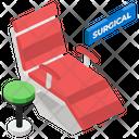Surgical Chair Dentist Chair Dental Treatment Icon