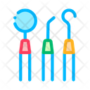 Dentist Stomatology Equipment Icon