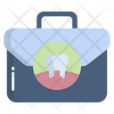 Dentist Medical Kit Kit Dental Kit Icon