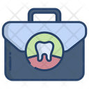 Dentist Medical Kit Icon