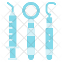 Dentist Tool Teeth Icon