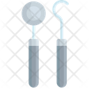 Dentist tools Icon