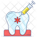Tooth Treatment Dentistry Odontology Icon