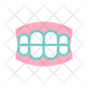Denture Tooth Teeth Icon