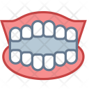 Denture Teeth Icon