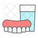 Denture Dental Stomatology Icon