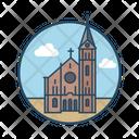 Denver Church Famous Building Landmark Icon