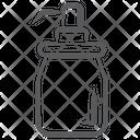 Deodorant Spray Body Spray Aerosol Icon