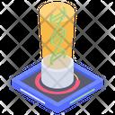 Deoxyribonucleic Acid Icon