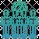 Departmentindicators Department Company Icon