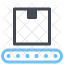Departure Center Delivery Icon